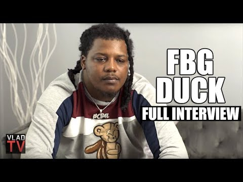 FBG Duck on Slide His Brother Passing Rico Recklezz Tekashi 69 Full Interview