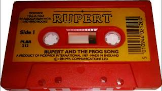 Pickwick Tell-A-Tale - Rupert And The Frog Song