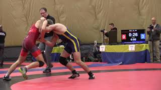 2018 Commonwealth Games Trials: 65 kg Connor McNeice vs. Michael Asselstine
