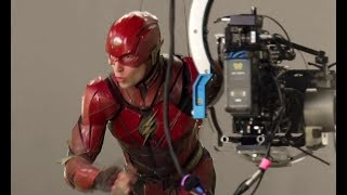 Justice League - Behind the Scenes