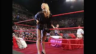 Raw Sex Appeal Stacy Keibler VS Christy Hemme Pillow Fight