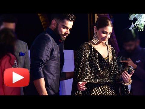 Anushka Sharma-Virat Kohli DANCE at Yuvraj Singh - Hazel Goa Wedding