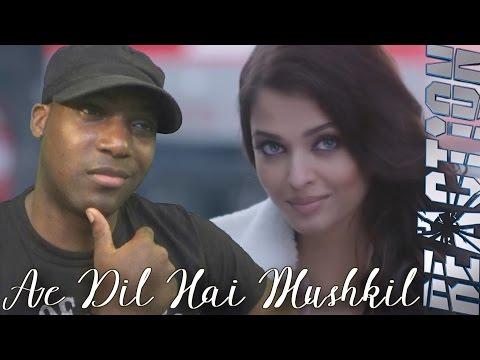 Ae Dil Hai Mushkil Teaser REACTION!