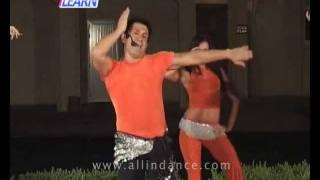 Mamad Khordadian Arabic Trance Dance Instruction