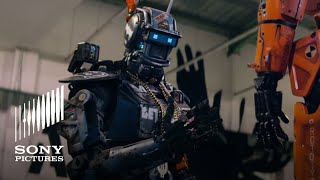 CHAPPIE Movie - New Robot (See it March 6th)