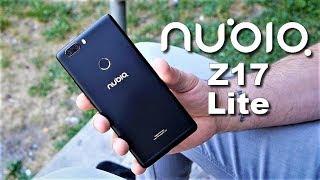 Test : ZTE Nubia Z17 Lite