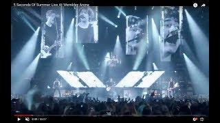 5 Seconds Of Summer Live At Wembley Arena