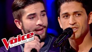 Stromae – Tous les mêmes | Kendji Girac VS Youness | The Voice France 2014 | Battle