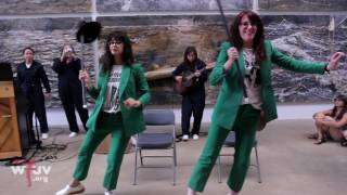 """Nancy And Beth - """"Walking Stick"""" (Live at Solid Sound)"""