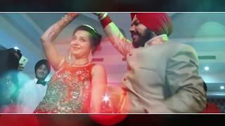 Karandeep & Manpreet ring ceremoby dance highlight love vigmal Films