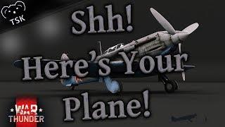Shh! Gaijin Still Makes Aircraft! - I-225 - (War Thunder Update 1.81)