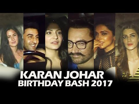 Xxx Mp4 Karan Johar S Birthday Bash 2017 FULL VIDEO Deepika Ranbir Katrina Aamir Anushka Kriti 3gp Sex