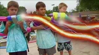 Blue Busters - Kids Ghostbusters Parody