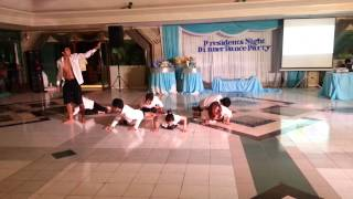 We Are The Reason (Doxology) TEMPO Dancers