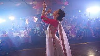 Nisha dance performance for Vinny (Prem Ratan Dhan Payo)