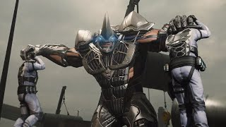 Spider-Man PS4 - Rhino & Scorpion Boss Fight #6 (Marvel