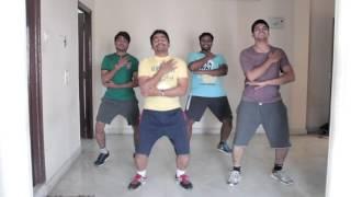 Mahesh Babu's Brahmotsavam  Crazy Dance