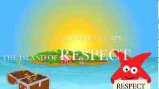 MAGIC WORDS - The Island of Respect