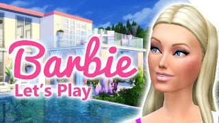 Let's Play The Sims 4 Barbie   Hot Dawgs   S02E46