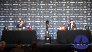 2016 CFP National Championship Joint Head Coaches Presser