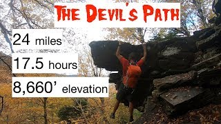 The Devil's Path: The toughest and most dangerous hike in the East