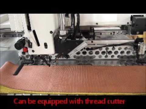 Sakura-Stitch Mesin Jahit Pola Otomatis untuk Bahan Tebal/ Sangat Tebal S-889