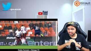الدوري الاسباني ضد الدوري الانجليزي ( اجمل الاهداف ) - اهداف مستحيلة !!!