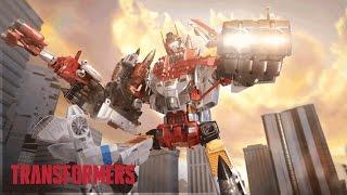Transformers Generations - 'Titans Return' Story Video Pt. 1