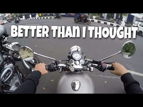 Xxx Mp4 NOT BAD FOR 350cc BIKE Royal Enfield Classic 350 Pure Sound Test Ride 26 3gp Sex