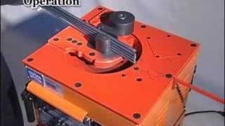 B & C Rebar Bending Machine