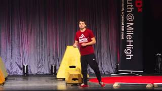 Parkour and the Art of Play: Ryan Ford at TEDxYouth@MileHigh