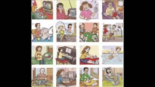 Leisure activities vocabulary video - English basics