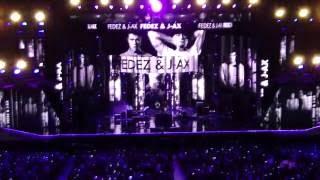 J - Ax & Fedez  Vorrei ma non posto Arena di Verona Wind Music Award's 06/06/2016