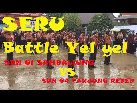 Download Lagu Final Battle Yel yel ( SDN 01 Sambaliung VS SDN 04 Tanjung Redeb ) #Galaksi MP3