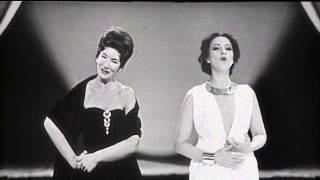 Angela Gheorghiu duet with Maria Callas - Habanera