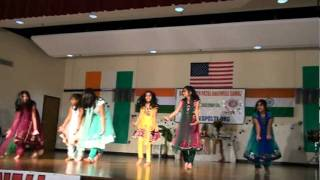 Kesariya Hai Roop Maaro-SPCS TX Chapter 2011 Diwali Dinner Dance