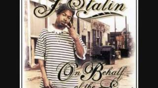 J Stalin So Cold On Behalf Of The Streets
