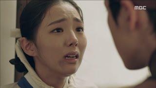 "[The Rebel] 역적 : 백성을 훔친 도적 ep.27 Jeong-Hyun to make a plea ""let me die."" is Chae Soo-bin.20170501"