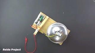 How to Make a Simple Alarm Door : DIY Alarm Door
