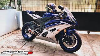 FULL REVIEW YAMAHA R6 2015 INDONESIA