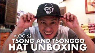 VLOG 62: Tsong and Tsonggo Hat UNBOXING