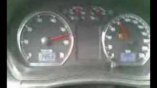 VW POLO 1.4 16v 80 cv 0-140 km/h