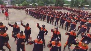 Philippine Fireman Dance 2016