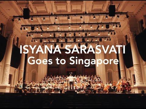 Isyana Sarasvati Goes to Singapore Mp3