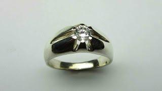 Gents dress ring