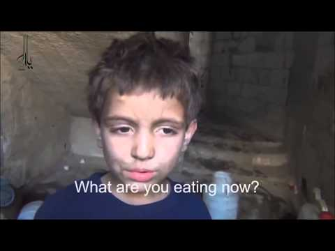 Xxx Mp4 THIS IS HUNGER SYRIAN BOY DREAMS OF BREAD FORCED TO EAT GRASS 3gp Sex