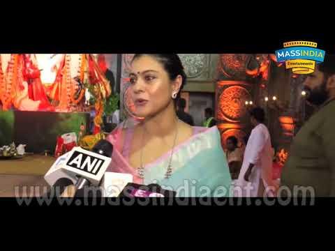 Xxx Mp4 Ajay Devgan Wife Kajol Seeks BLESSINGS From GODDESS Maa Durga 3gp Sex