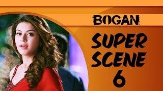 Bogan - Super Scene 6 | Hindi Dubbed | Jayam Ravi | Arvind Swamy | Hansika Motwani