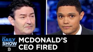 """""""Consensual Relationship"""" Scandal at McDonald's 