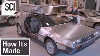 How to Restore a DeLorean | How It's Made